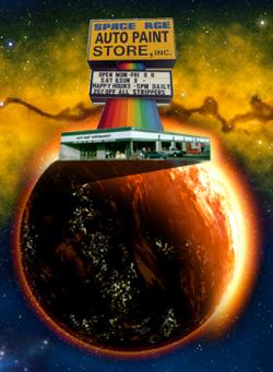 Space Age Paint